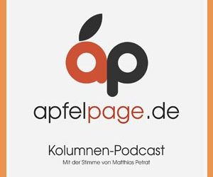 Neuer Technik-Podcast apfelpage.de im Portfolio