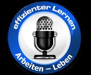 Podcast Effizienter Lernen – Arbeiten – Leben von Thomas Mangold in der Vermarktung