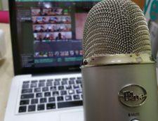 Podcast-Werbung