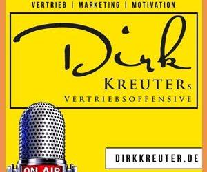 """Neuer Podcast im """"Business"""" – Dirk Kreuter's Vertriebsoffensive in der Vermarktung"""